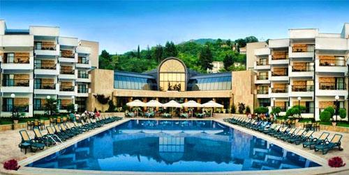 Zonvakantie macedonië   hotel sileks **** geniet vaneen heerlijke strandvakantiein één van de meest ...