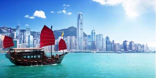 Cruise van Sydney naar Hong Kong