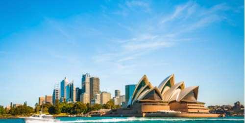 Cruise van Rotterdam, door het Panamakanaal naar Sydney