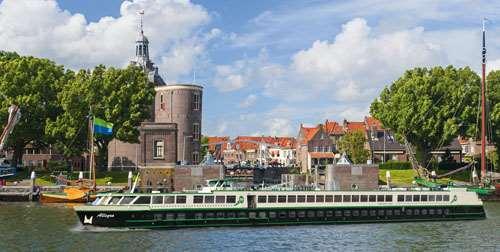 Riviercruise Oud Hollandsche Steden