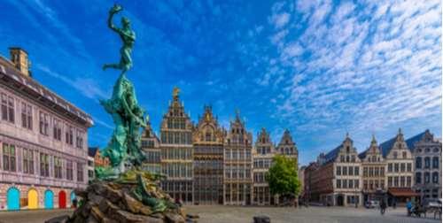 Riviercruise Zeeland Antwerpen