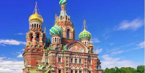 Cruise Baltische Staten St. Petersburg