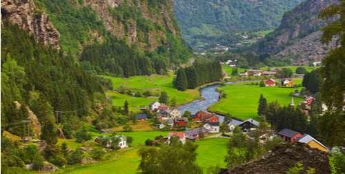 Cruise Magische Fjorden