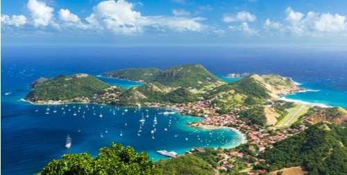 Grand Voyage van Italië naar de Caribbean
