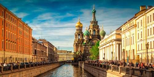 Annuleringscruise Baltische Staten St. Petersburg