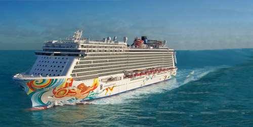 Cruise naar de Westelijke Caribbean