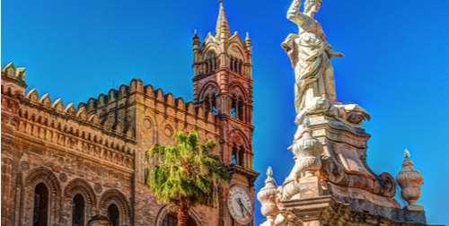 Cruise Italië, Spanje en Frankrijk