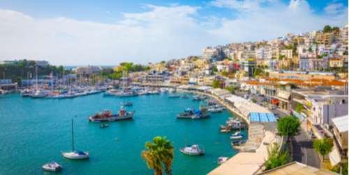 Cruise Italië, Turkije Griekenland