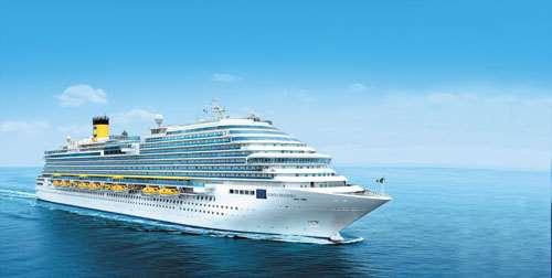 Grand Voyage van Dubai naar Italië
