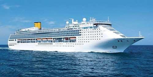 Cruise van Malediven naar Italië