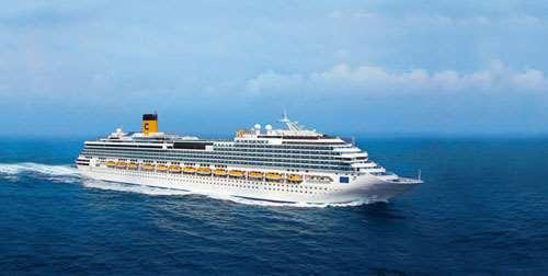 Grand Voyage Caribbean XL naar Italië