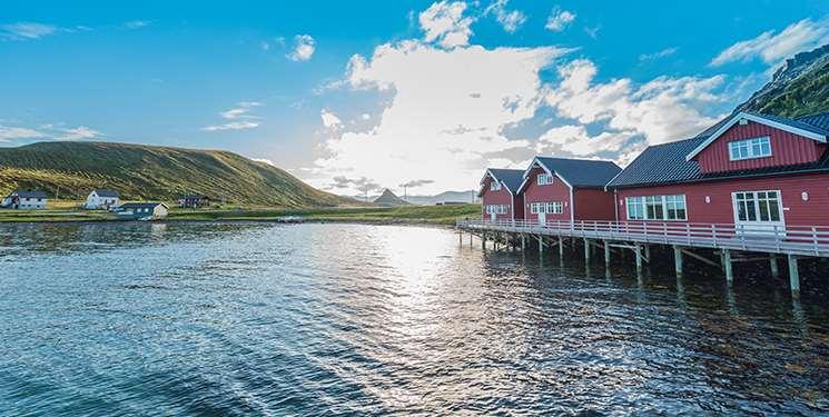 Cruise naar Noorwegen Spitsbergen