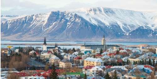 Cruise naar IJsland