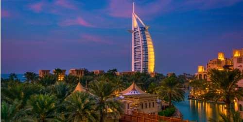 Cruise mystiek Midden Oosten Deluxe