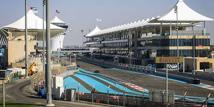 Formule 1 Abu Dhabi vanaf Düsseldorf, 6 t m 7 dagen