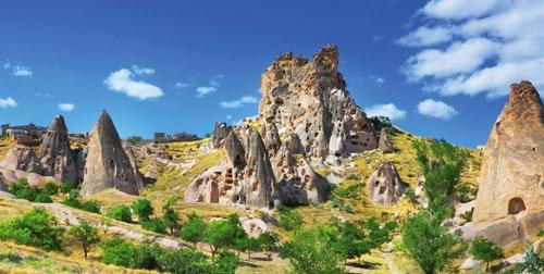 Rondreis Cappadocië 4*