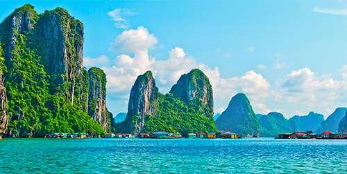 Rondreis Hoogtepunten van Vietnam