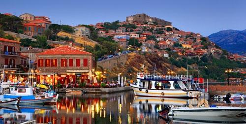 Excursiereis Lesbos