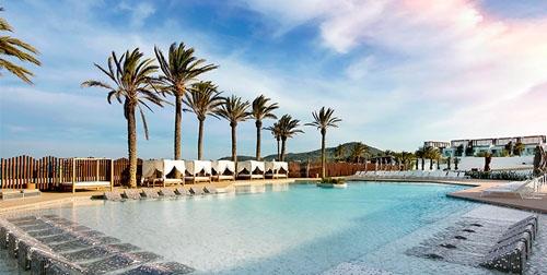 Hotel Hard Rock Hotel Ibiza, 3 dagen