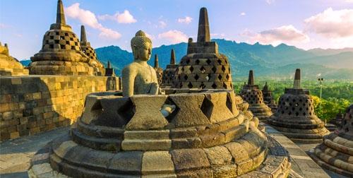Rondreis Java & Bali