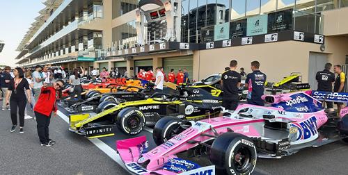 Formule 1 Abu Dhabi vanaf Brussel, 5 t m 8 dagen