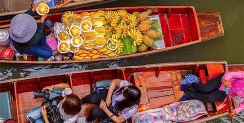 9-daagse Combireis Bangkok & Hua Hin